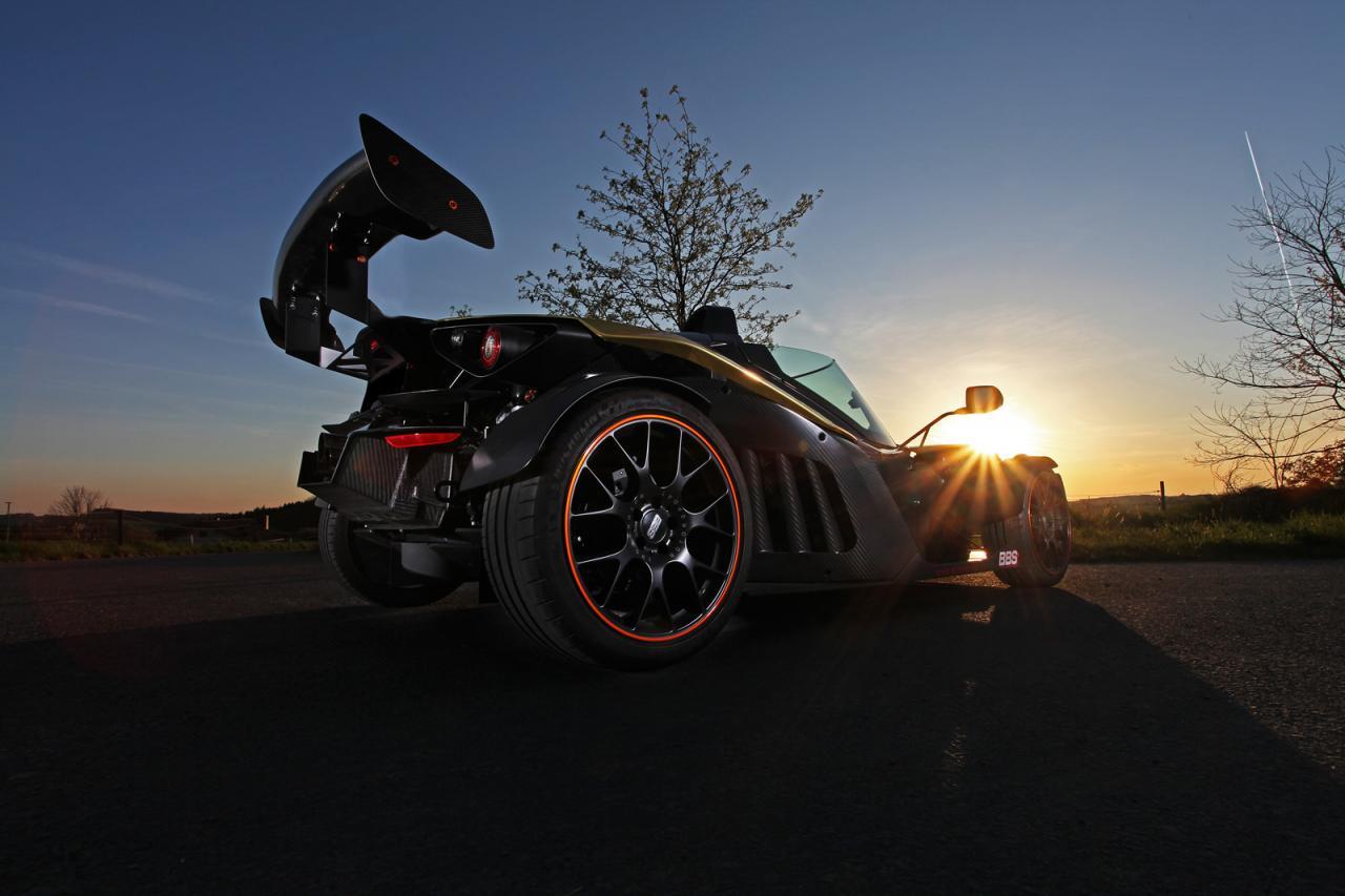 KTM X-BOW GT Dubai Gold Edition tuning/тюнинг Wimmer