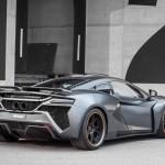 McLaren 650S tuning/тюнинг FAB Design