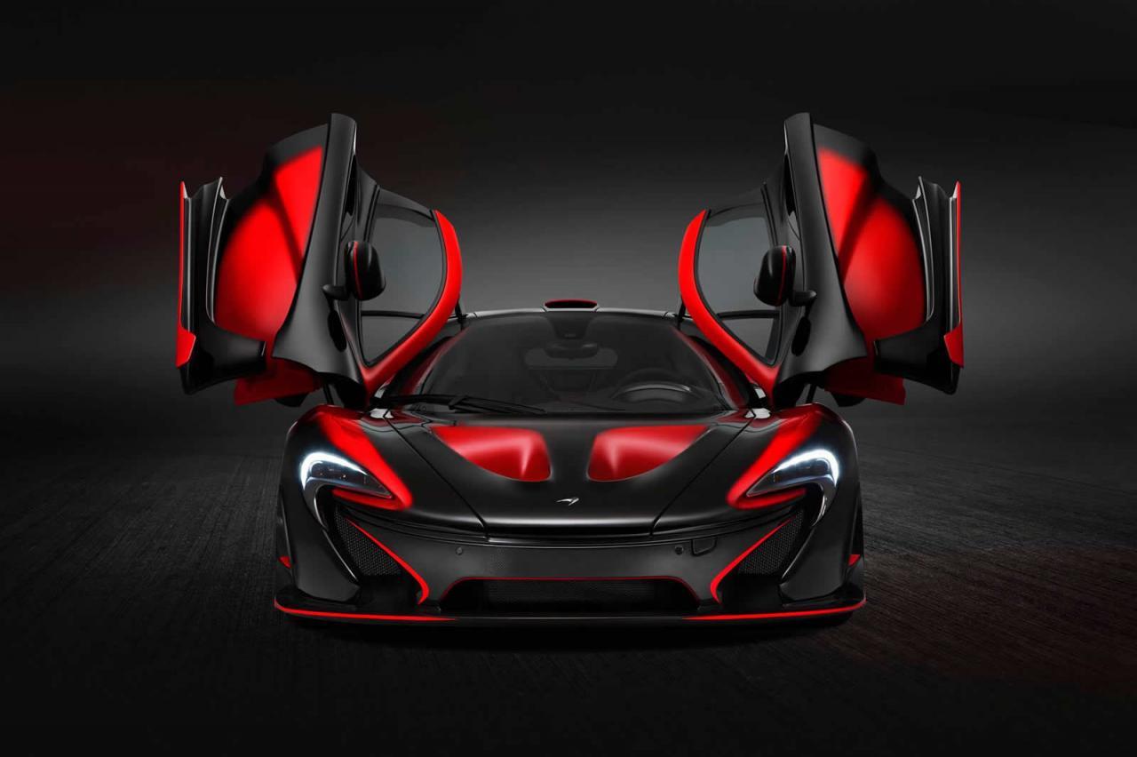 McLaren P1 McLaren Special Operations