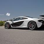 McLaren P1 wheels tuning/тюнинг колес PUR
