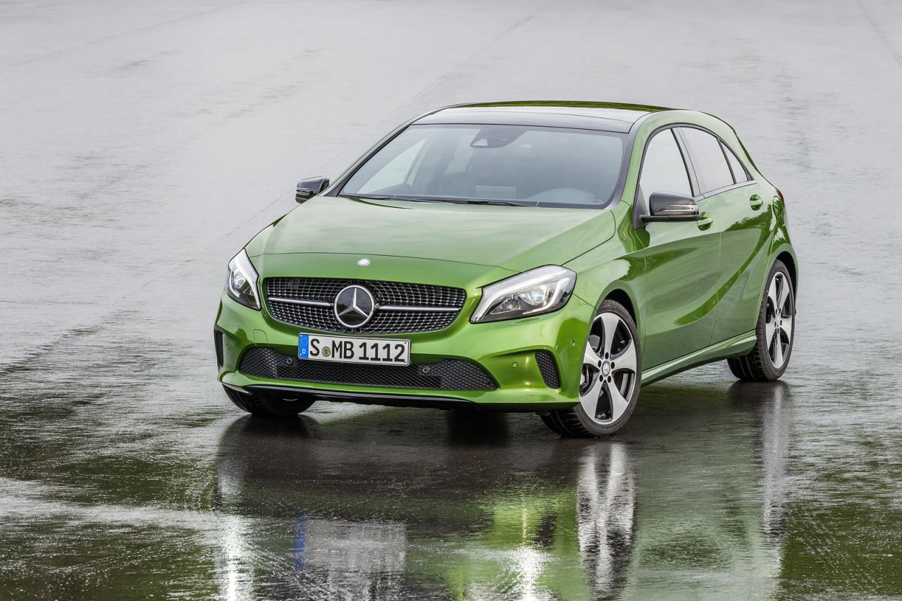 Mercedes-Benz A-Class 2016