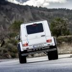 Мercedes-Benz G500 4x4² 2015