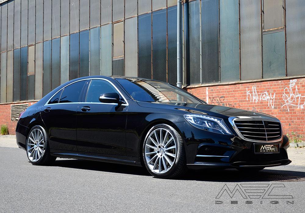 Mercedes-Benz S-Class tuning / тюнинг MEC Design