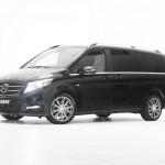 Mercedes-Benz V-Class tuning/тюнинг Brabus