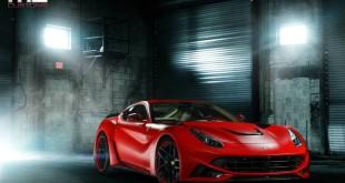 Novitec N-Largo Ferrari F12 tuning/тюнинг MC Customs