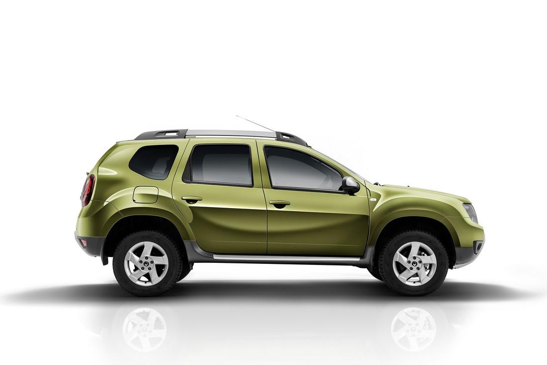 Renault Duster обновленный 2015