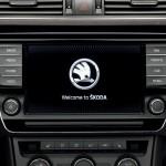 Skoda Superb Combi универсал официальное фото