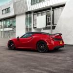 Alfa Romeo 4C Centurion tuning / тюнинг Pogea Racing