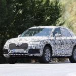 Audi Q5 2017 шпионское фото