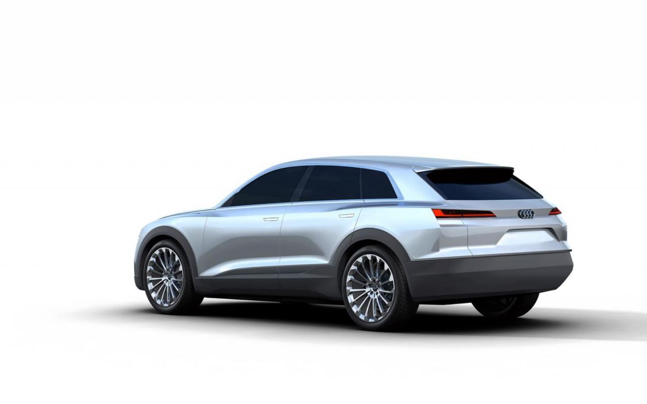Audi Q6 Concept render preview