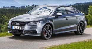 Audi S3 Sedan tuning / тюнинг ABT Sportsline