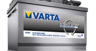Varta - аккумулятор автомобильный