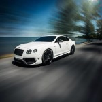 Bentley Continental GT BR10RS tuning / тюнинг Vorsteiner и колеса HRE