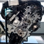 BMW 1-Series water injection system / система впрыска воды