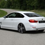 BMW 435d xDrive Coupe tuning / тюнинг G-Power