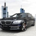 BMW 760i tuning / тюнинг G-Power