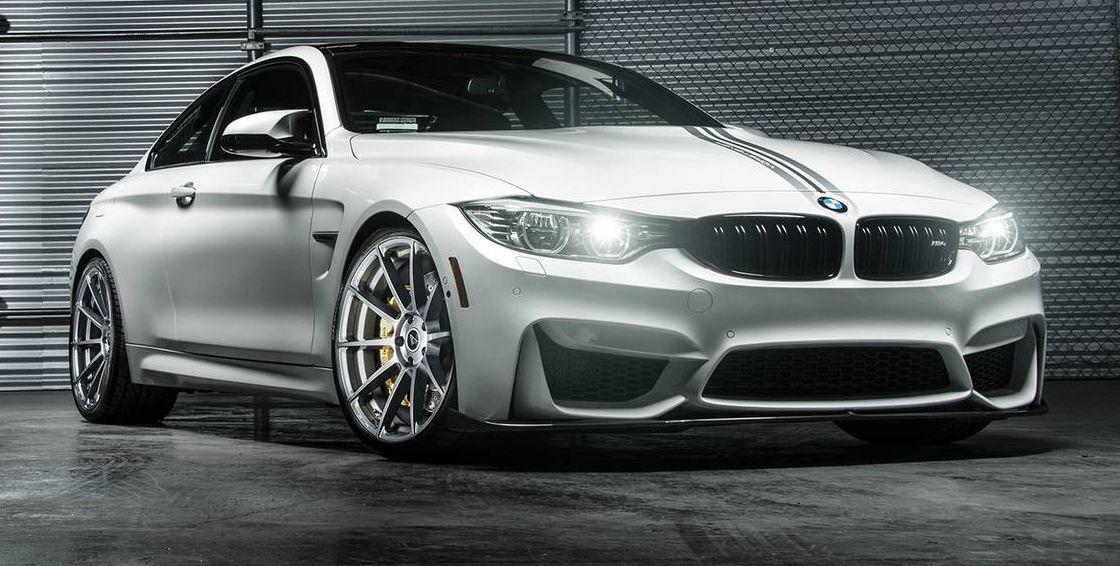 BMW M4 Evo tuning / тюнинг Vorsteiner