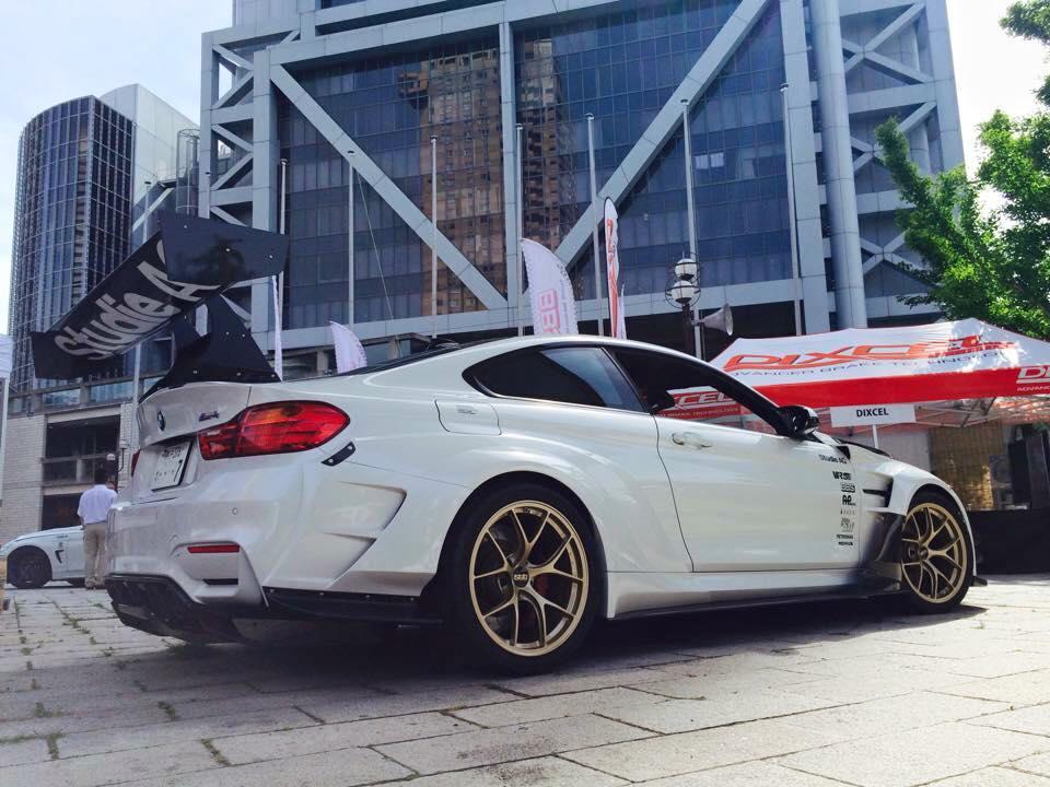 BMW M4 tuning / тюнинг Varis