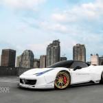 Ferrari 458 Italia tuning / тюнинг Liberty Walk