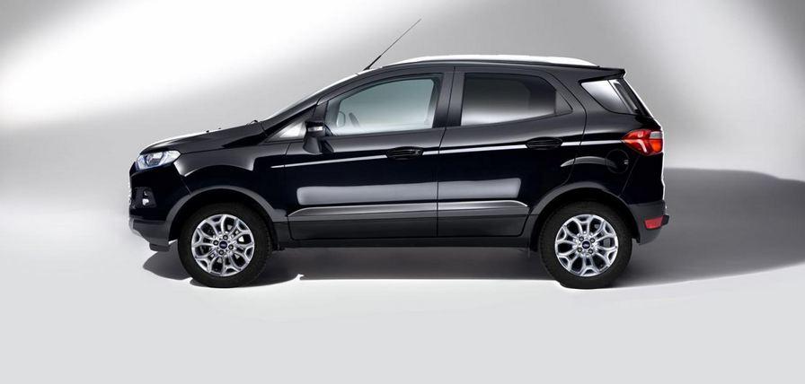 Ford EcoSport 2015 euro