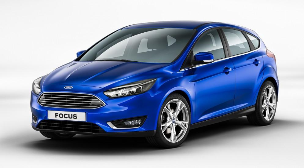 Ford Focus 2015 хэтчбек