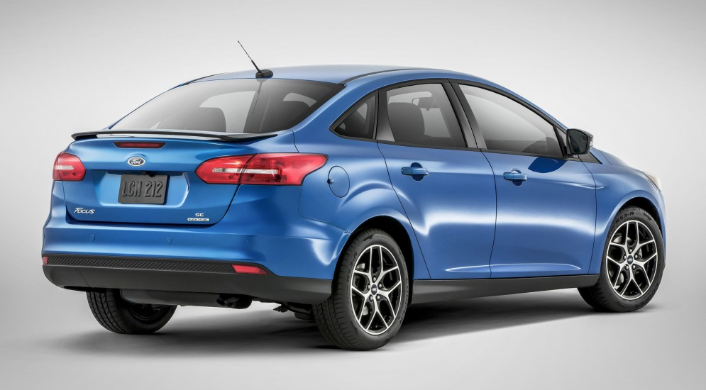 Ford Focus 2015 седан