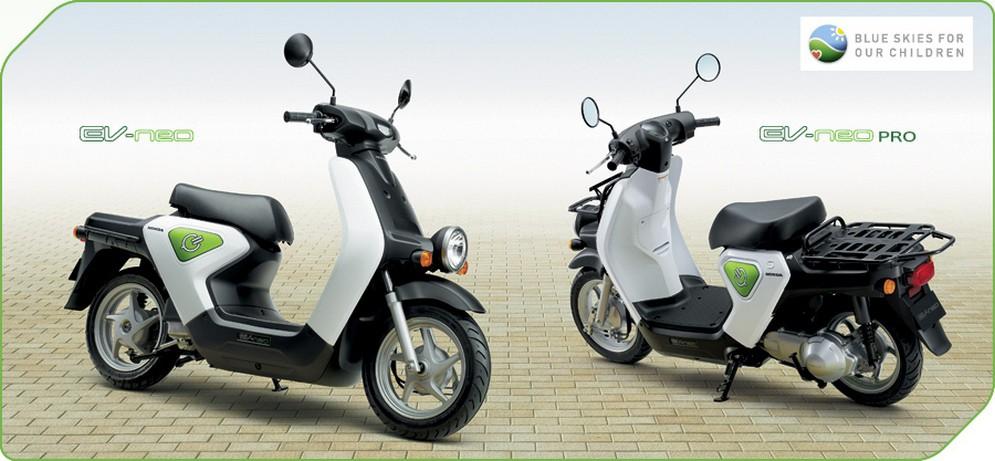 Honda EV NEO и EV NEO PRO