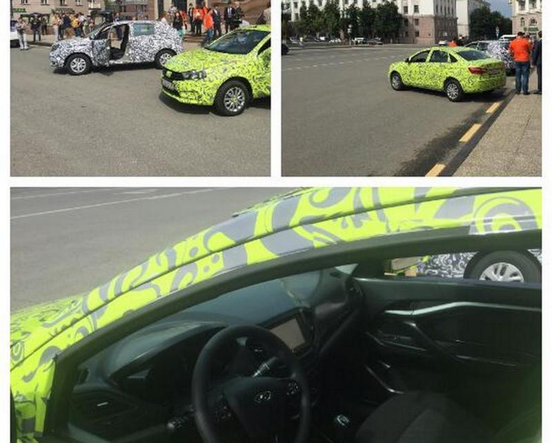 Lada Vesta в Казани