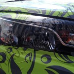 Lada Vesta - фото головной оптики (фар)