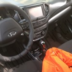 Lada Vesta - фото интерьера