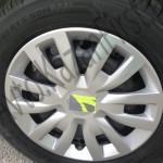 Lada Vesta - фото колеса