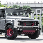 Land Rover Defender Pick Up tuning / тюнинг Kahn Design