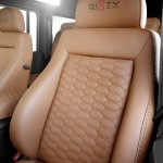 Land Rover Defender Sixty8 tuning / тюнинг Startech interior