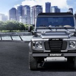 Land Rover Defender Sixty8 tuning / тюнинг Startech
