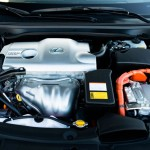 Lexus ES 300h 2016 официальное фото двигателя