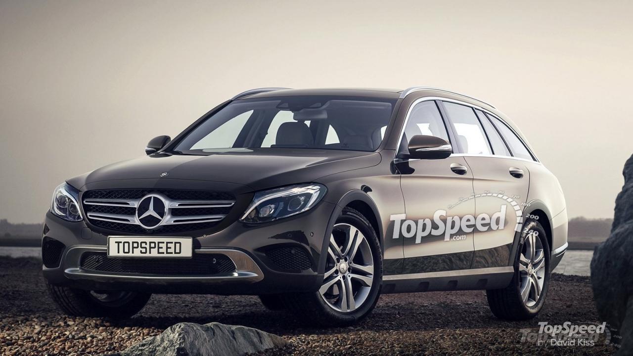 Mercedes E-Class Allroad рендер от Top Speed