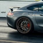 Mercedes-AMG GT S tuning / тюнинг Renntech & ADV.1 Wheels