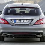 Mercedes-Benz CLS 400 Shooting Brake AMG 2014