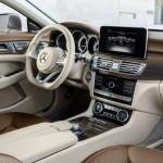 Mercedes-Benz CLS 400 Shooting Brake AMG 2014 интерьер