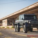 Mercedes-Benz G63 AMG 6x6 tuning / тюнинг Weistec Engineering
