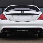 Mercedes-Benz S-Class tuning / тюнинг German Special Customs (GSC)