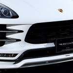 Porsche Macan Turbo Black Label Edition tuning / тюнинг Artisanspirits