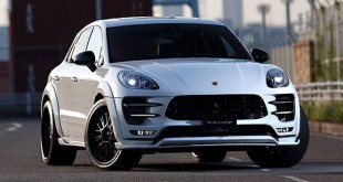 Porsche Macan Turbo Black Label Edition tuning / тюнинг Artisanspirits