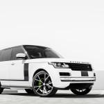 Range Rover tuning / тюнинг Startech и PUR Wheels