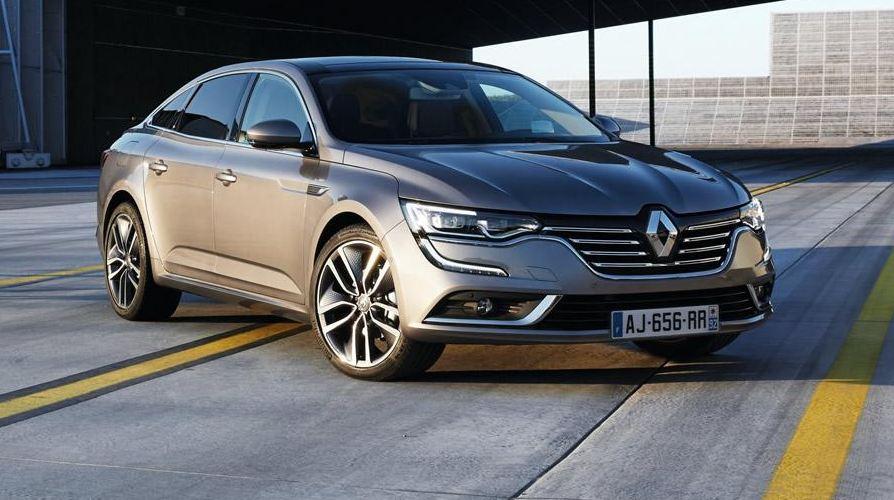 Renault TALISMAN 2016 официальное фото дизайн скетч