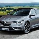 Renault TALISMAN официальные фото (утечка)