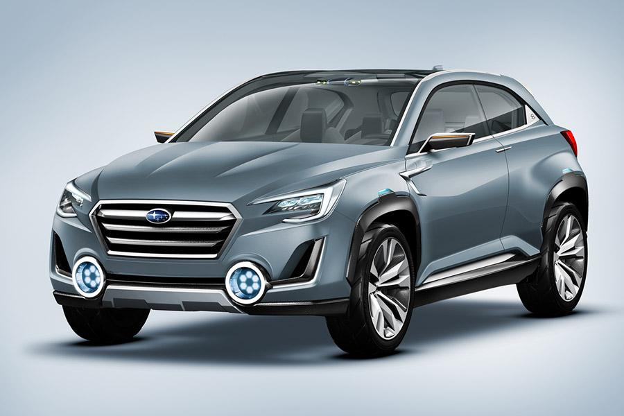 ... Subaru Tribeca, который получит 7-местное