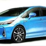 Toyota Prius 2016 - не подтверждено