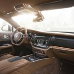 Rolls-Royce Wraith tuning / тюнинг Ares Design interior / интерьер