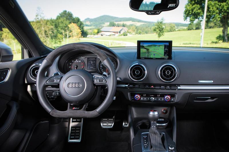 Audi RS3 Sportback tuning / тюнинг ABT Sportsline